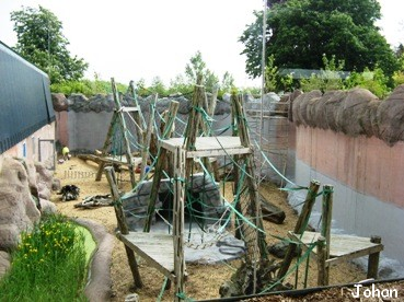 Colchester zoo for Zoo exterieur